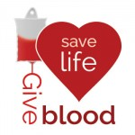 Save Life. Give Blood.